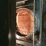 Pan in Boiler and water