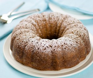 Whole Wheat Lemon Poppy Seed Cake