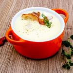 Aunt Ann's Creamy Potato Soup