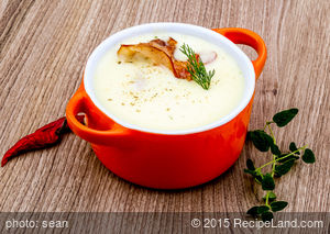 Aunt Ann's Creamy Potato Soup
