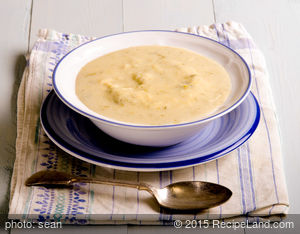 Dave's Creamy Potato Soup