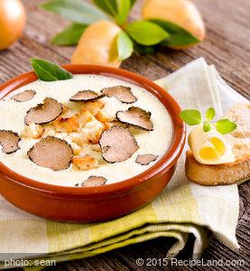 Very Creamy Corn-Potato Soup