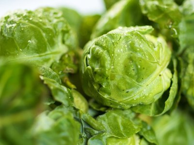Brussels Sprouts Almondine
