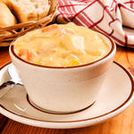 Best Cheesy Chicken Chowder