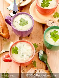 Best Creamy Broccoli Soup