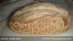 Homemade Kurakkan Bread