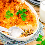 Mexican Shepherd Pie