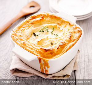 Cottage Pie (or) Shepherd's Pie