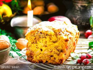 Best Apple Walnut Cake