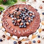 All-American Chocolate Cake