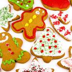 Favorite Molasses Gingerbread Cookies