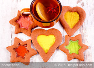 Easy Ginger Spice Cookies