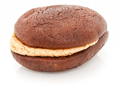 Chocolate Peanut Butter Whoopies