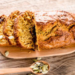 Moist Orange Pumpkin Bread