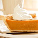 Do-Ahead Pumpkin Chiffon Pie
