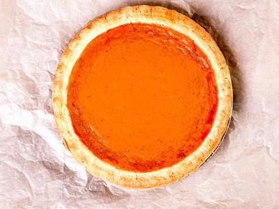 Mother's Pumpkin Pie