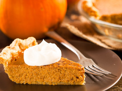 Light Pumpkin Pie