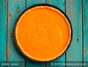 Irish Pumpkin Pie