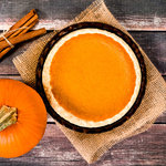 Pumpkin Light Pie