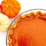 Silky Pumpkin Mousse Pie