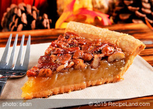 Dear Abby's Kentucky Pecan Pie