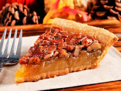 Dear Abby's Kentucky Pecan Pie