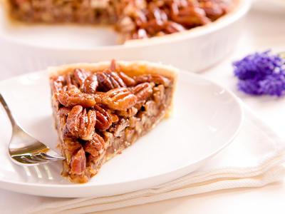 Easy Karo Pecan Pie