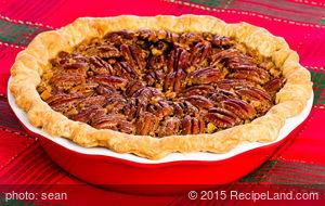 Favorite Pecan Pie
