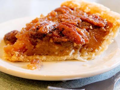 Farrah Fawcett's Pecan Pie