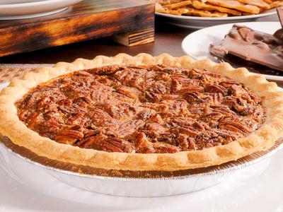 So Good Fudge-Pecan Pie