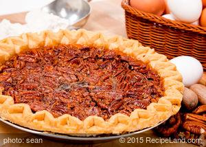 Georgia Pecan Pie
