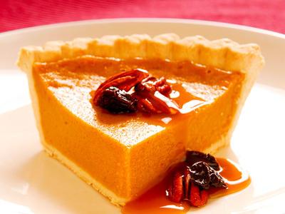 Yummy Fluffy Pumpkin Pie