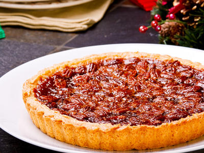 Very Easy Pecan Pie