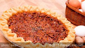 Grandma's Pecan Pie