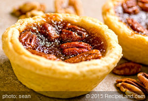 Yummy Nut Tarts