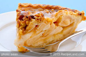 Best Apple Crumble Pie