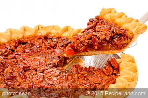Pecan Pie From the Heart of Georgia