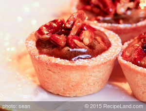 Miniature Pecan Pies