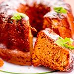 Super Moist Apple Bundt Cake