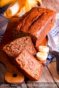 Banana Nut Bread (Quick Bread Mix)