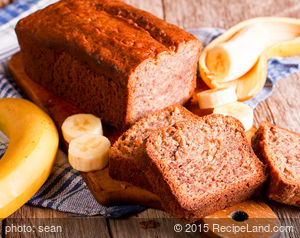 Grandma's Banana Bread with Buttermilk
