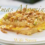 Christmas Morning Wife Saver