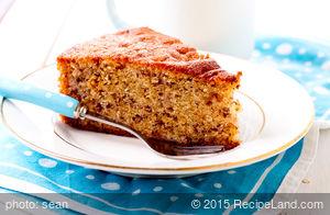 Ann's Banana Chiffon Cake
