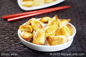 Cream Cheese Crab Rangoon