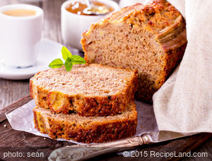 Beaver Club Banana Bread