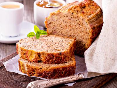 Beaver Club Banana Bread
