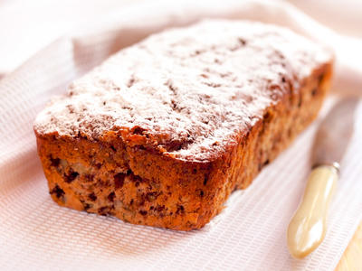 Mom's Spiced Banana Bread