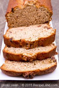 Episcopalian Banana Bread