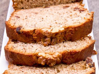 Episcopalian Banana Bread