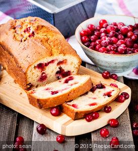 Grandma Mackay's Cranberry Bread